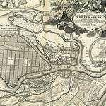 карта санкт-петербурга 1731 год