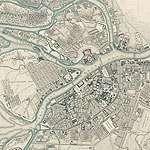 карта санкт-петербурга 1834 год