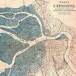 карта наводнений санкт-петербурга
